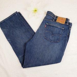Levi's 541 men's jeans, straight leg, size 40x30.